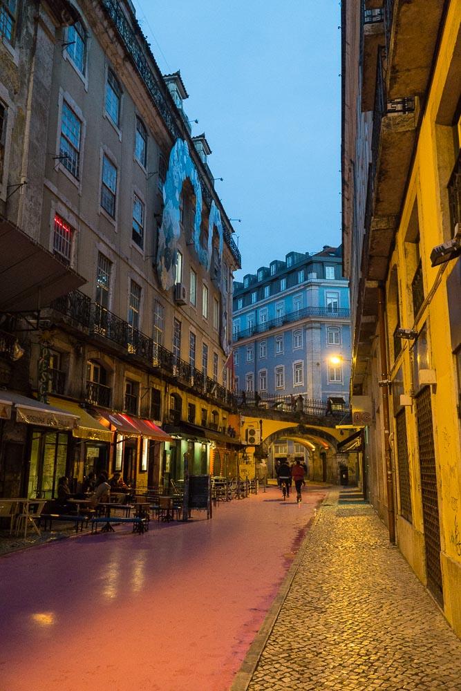 Kompetenzenbilanz in Lissabon